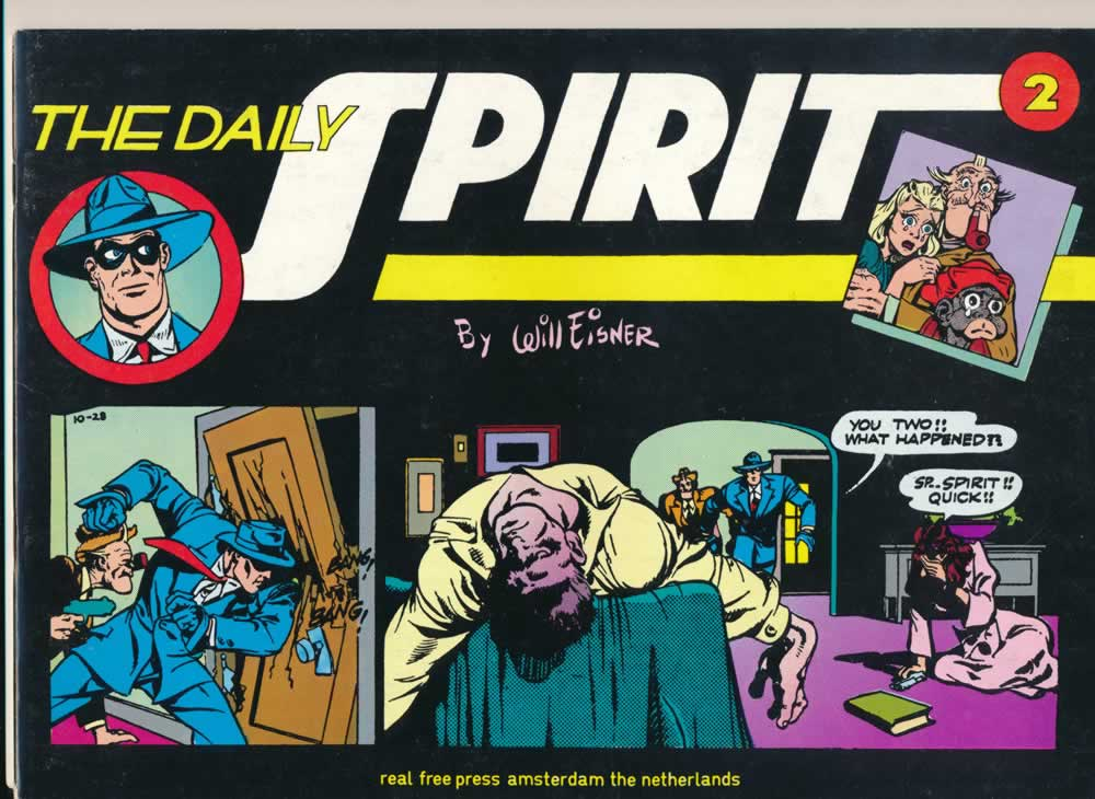 The Daily Spirit No 2