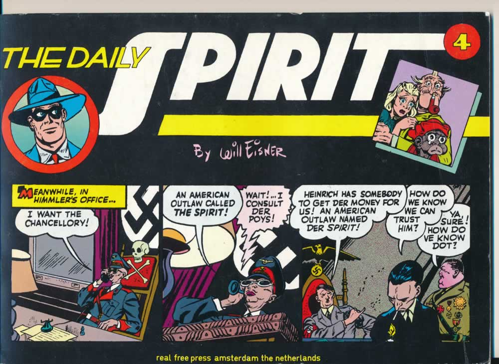 The Daily Spirit No 4