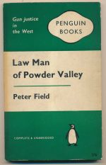 Law man of Powder Valley