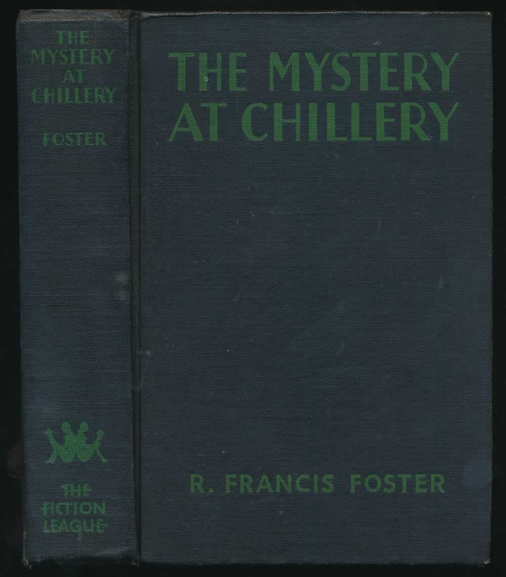 The mystery at Chillery