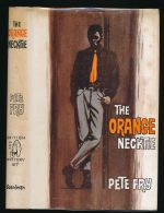 The orange necktie