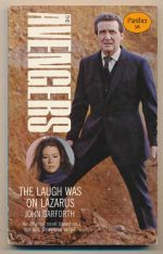 The laugh was on Lazarus : a novel based on the ABC Television series 'The Avengers'