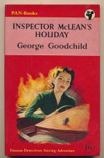 Inspector McLean's holiday (McLean takes a holiday)
