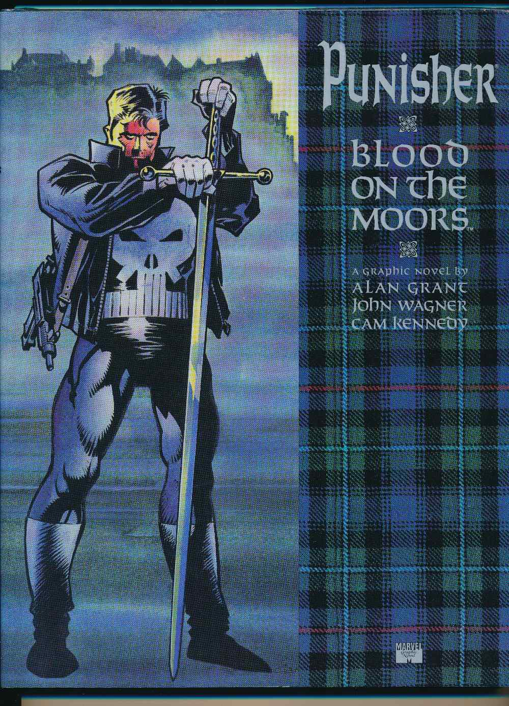 Punisher : blood on the moors