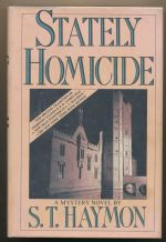 Stately homicide