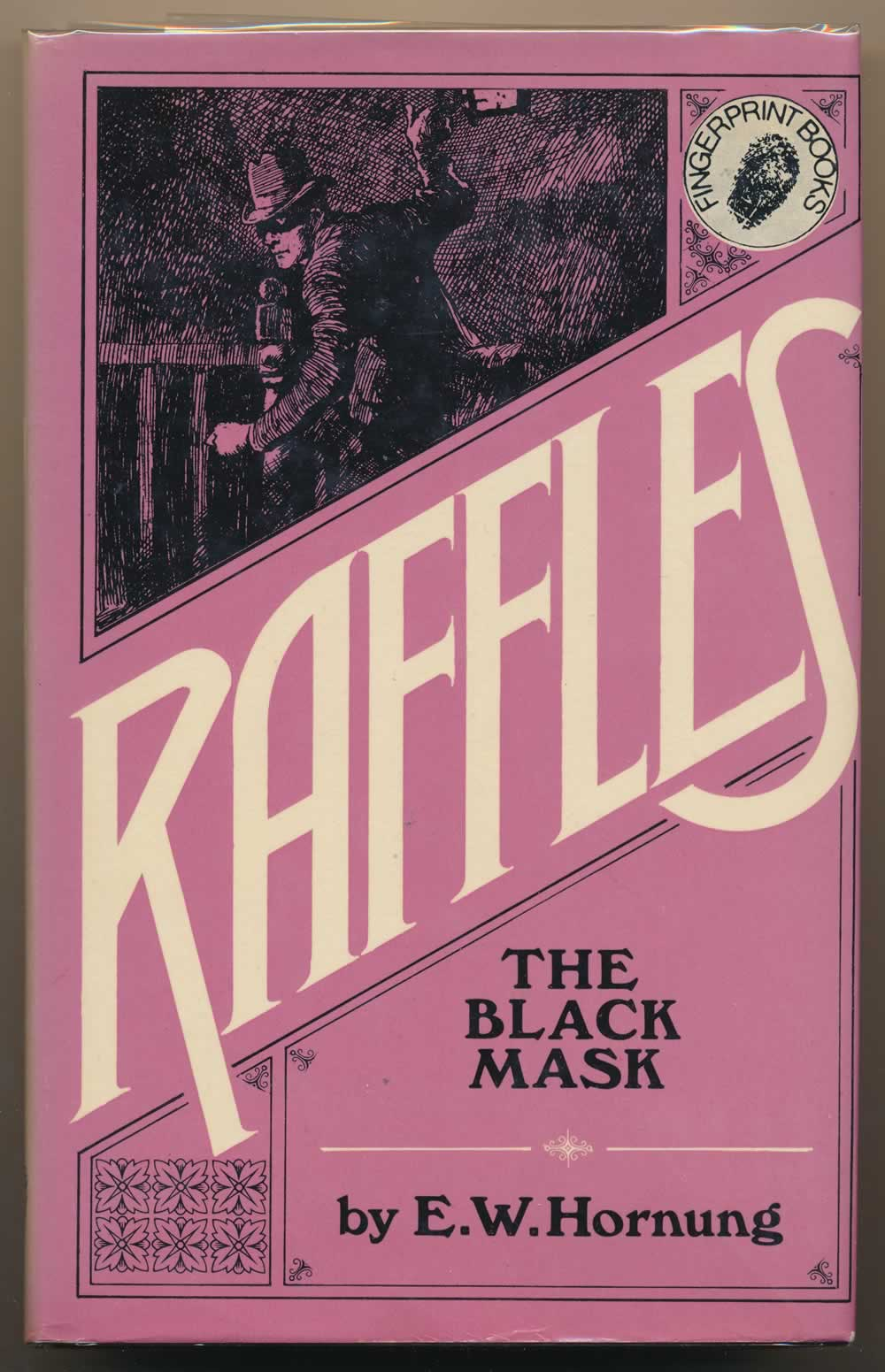 Raffles : the black mask
