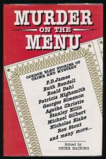 Murder on the menu : cordon bleu stories of crime and mystery