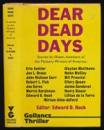 Dear dead days : fifteen stories by members of the Mystery Writers of America
