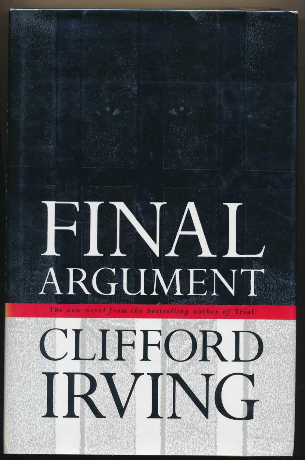 Final argument : a novel