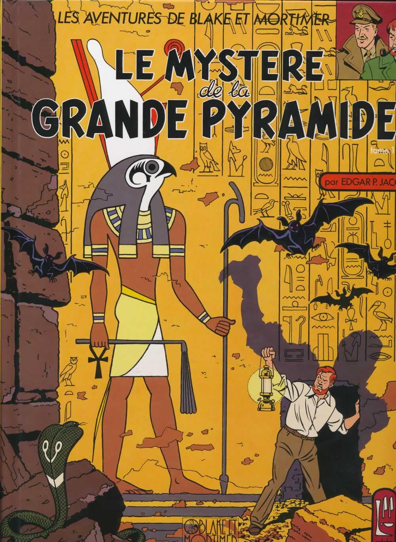 Le mystere de la grande pyramide: le papyrus de Manethon