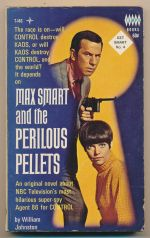 Max Smart and the perilous pellets