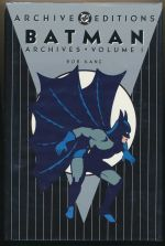 Batman archives: volume I