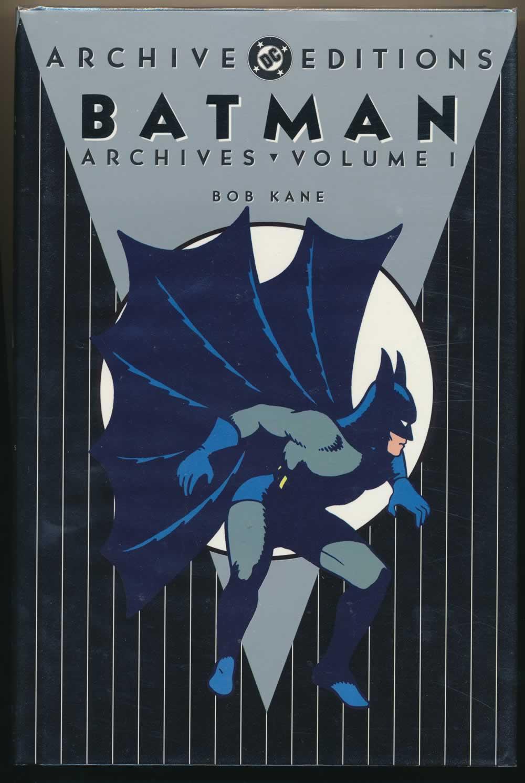 Batman archives: volume I