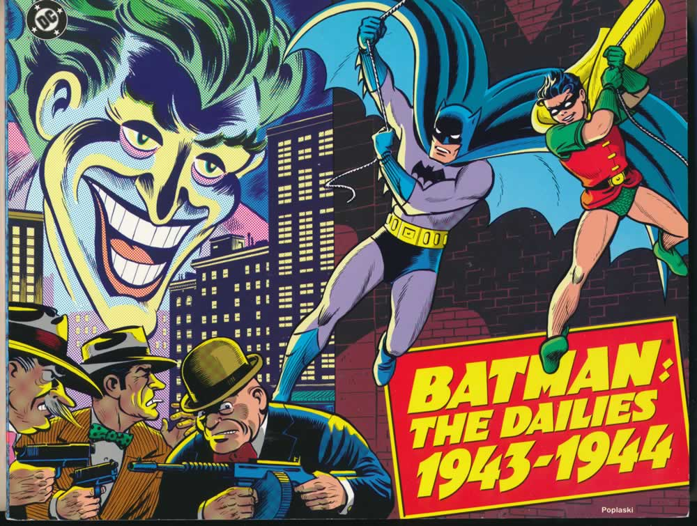 Batman dailies: volume I, 1943-1944