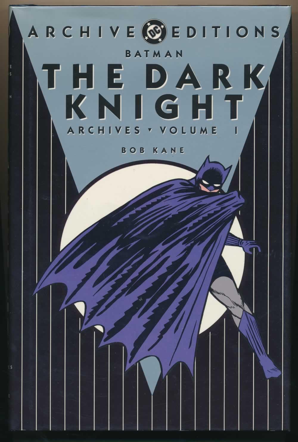 Batman: the dark knight archives: volume I