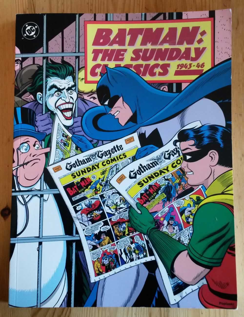 Batman: the Sunday classics 1943-46