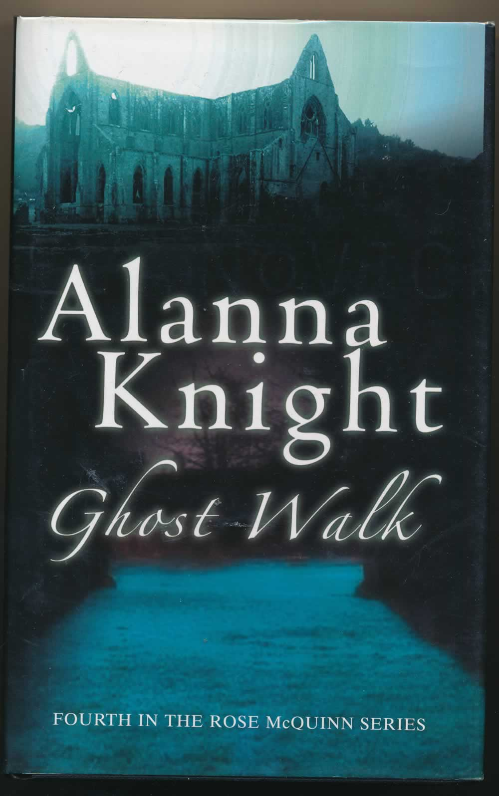 Ghost walk: a Rose McQuinn mystery