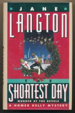 The shortest day: murder at the revels. A Homer Kelly mystery