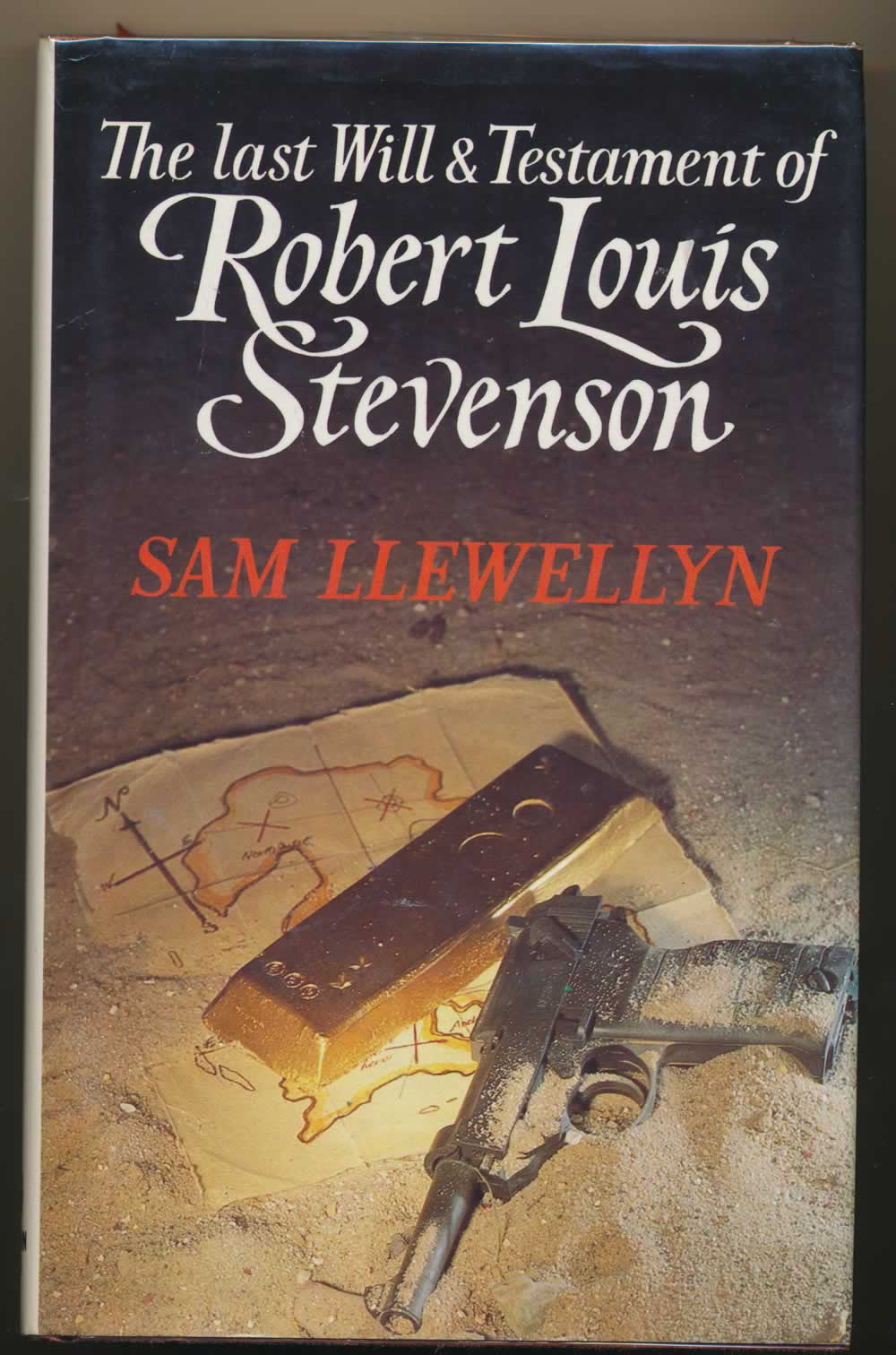 The last will and testament of Robert Louis Stevenson