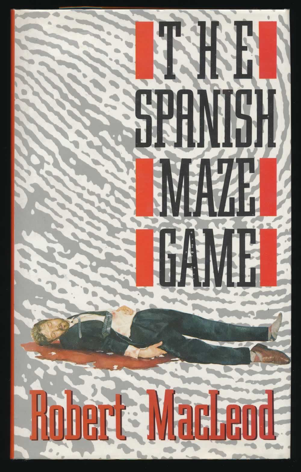 The Spanish maze game