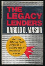 The legacy lenders: a new case for lawyer Scott Jordan