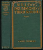 Bull-dog Drummond's third round
