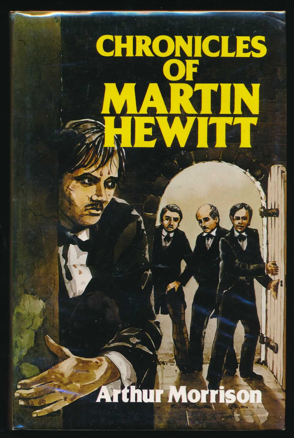 Chronicles of Martin Hewitt