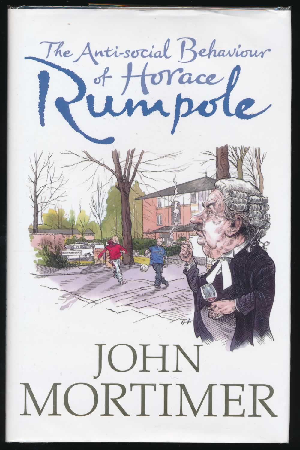 The anti-social behaviour of Horace Rumpole
