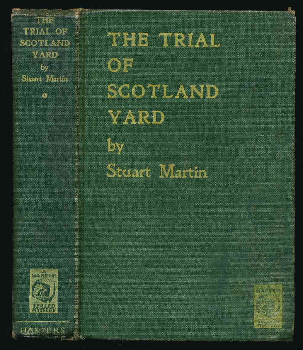 The trial of Scotland Yard