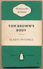 Tom Brown's body