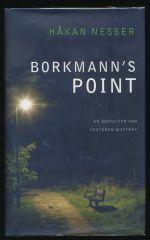 Borkmann's point: an Inspector Van Veeteren mystery