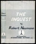 The inquest: a novel