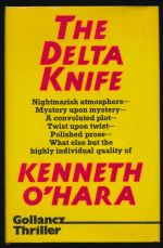 The delta knife