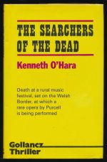 The searchers of the dead