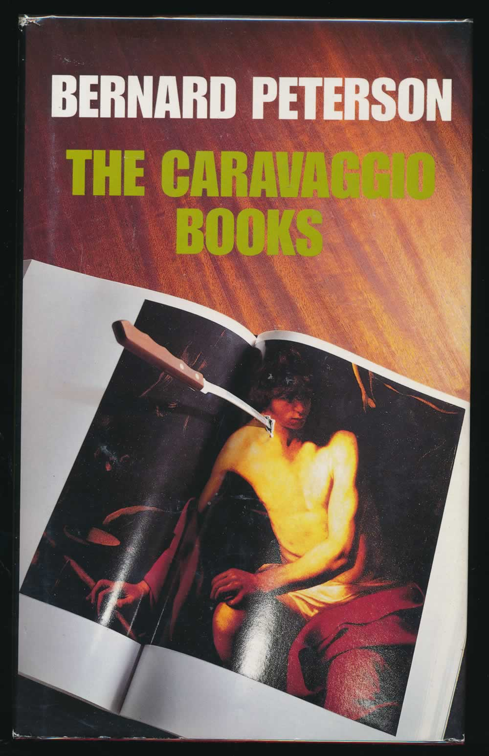 The Caravaggio books