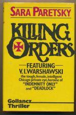 Killing orders: a novel