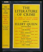 The literature of crime : stories by world-famous authors