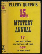 Ellery Queen's 15th mystery annual: the year's best from Ellery Queen's Mystery Magazine