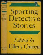 Sporting detective stories