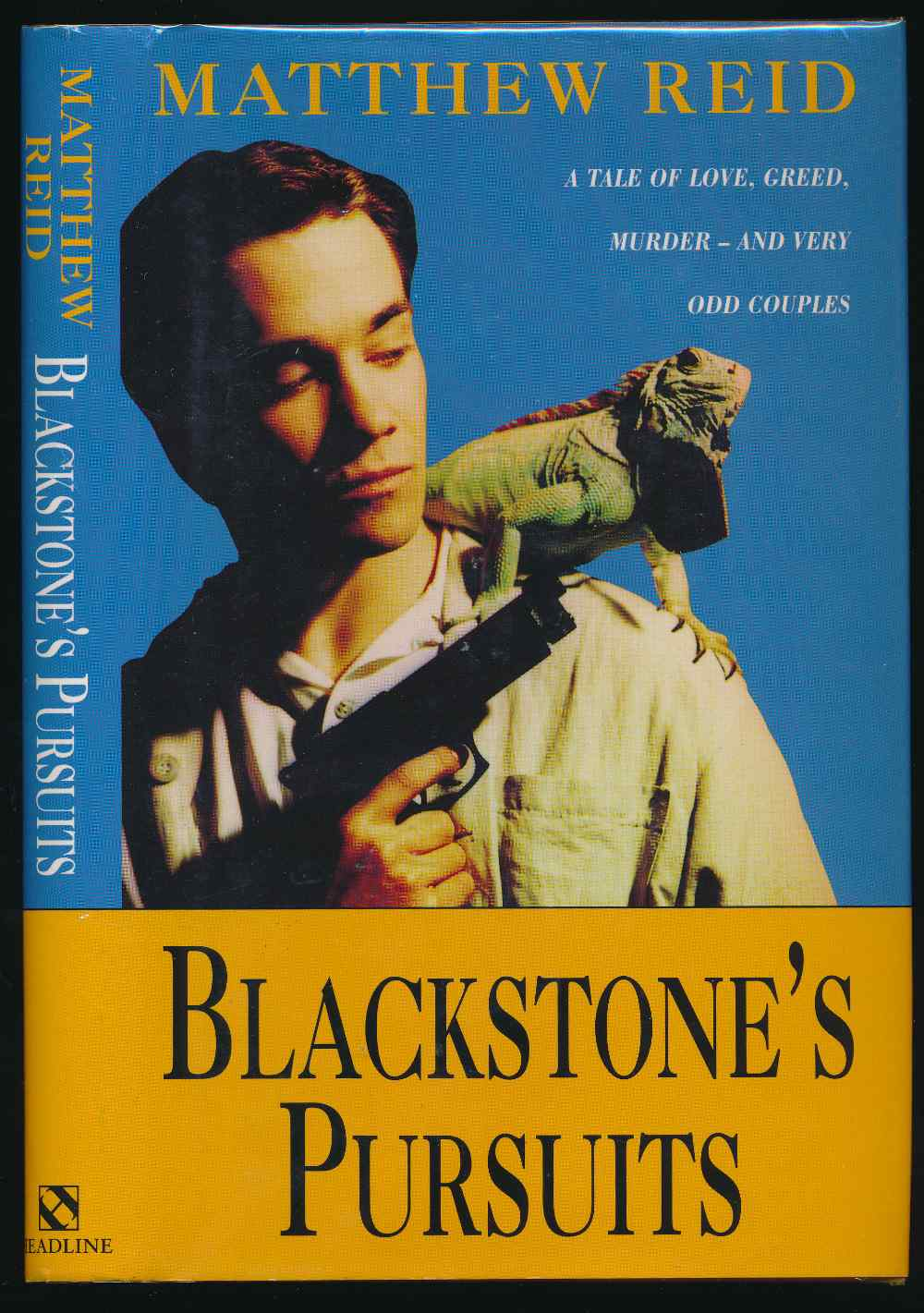 Blackstone's pursuits