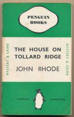 The house on Tollard Ridge