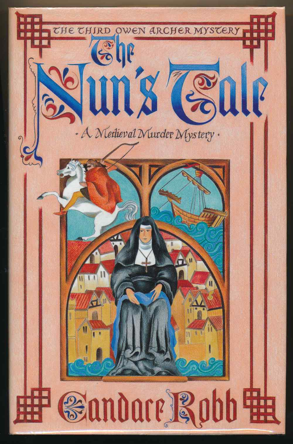 The nun's tale: an Owen Archer mystery