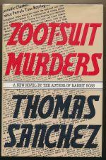 Zoot-suit murders: a novel