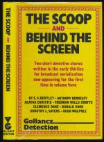 The scoop ; and, Behind the screen