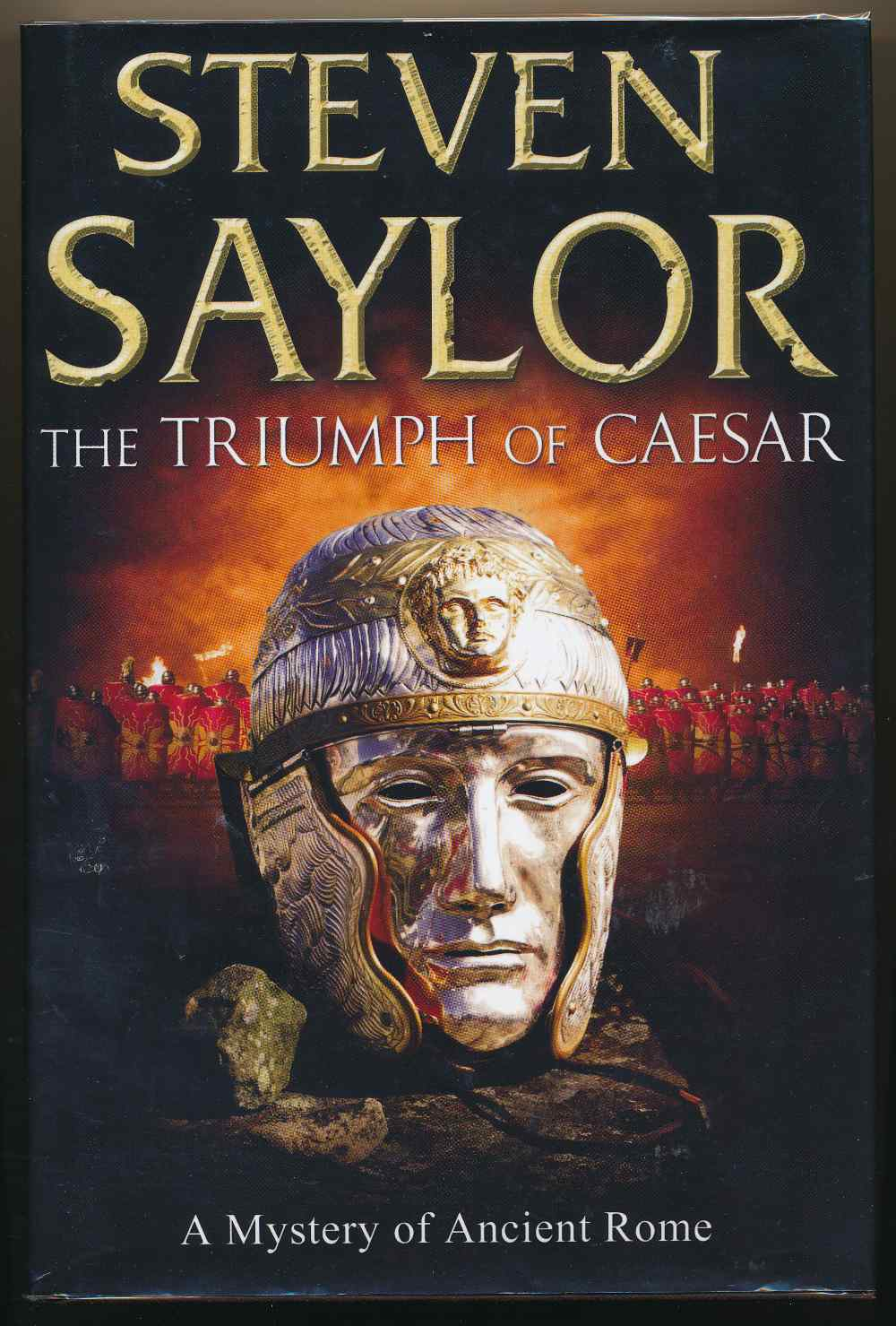 The triumph of Caesar: a mystery of ancient Rome