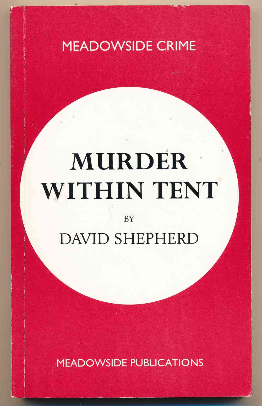 Murder within tent