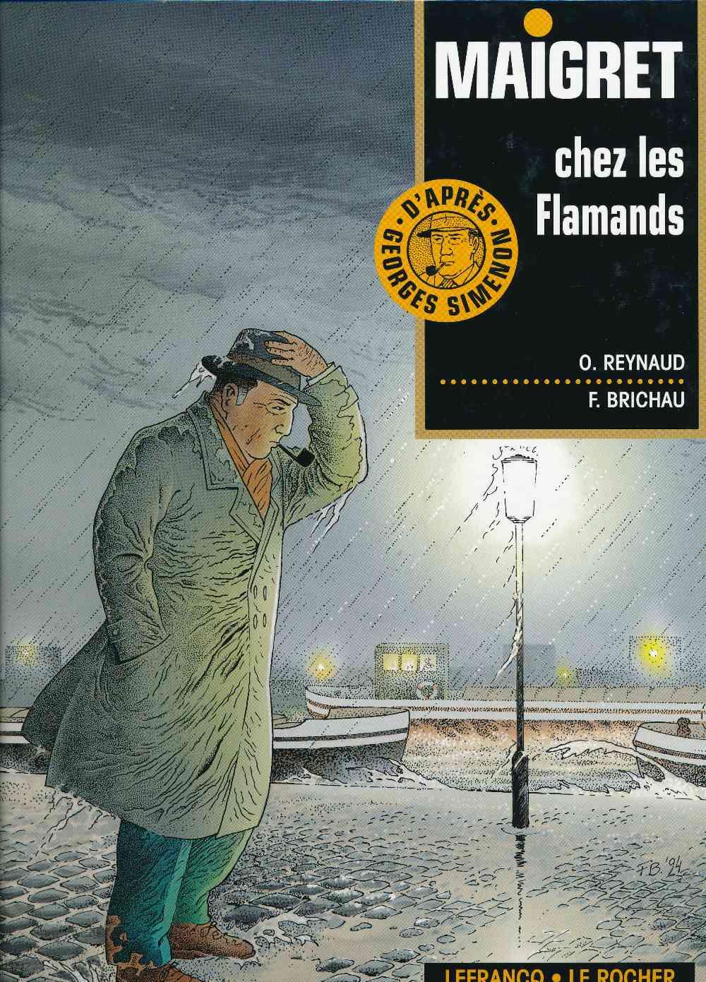 Maigret chez les Flamands
