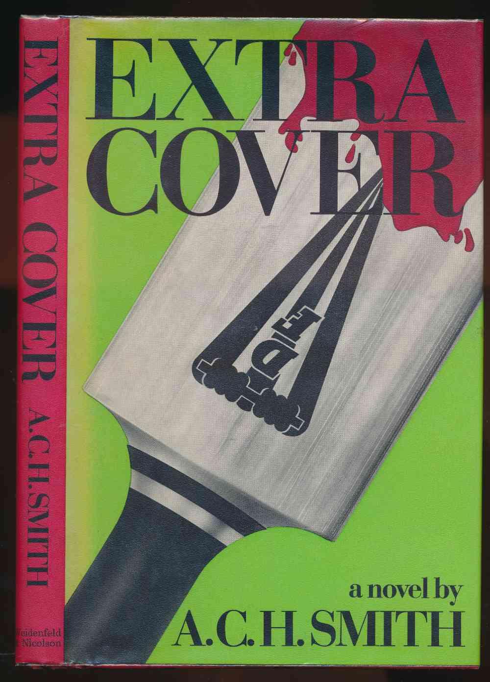 Extra cover: a novel