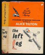 The left leg : a Leonidas Witherall mystery