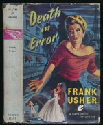 Death in error : a Daye Smith adventure